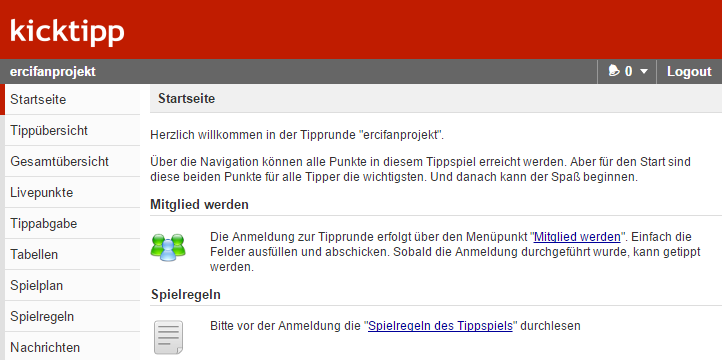 Fanprojekt Tippspiel 16/17 – Neue Saison – Neues Glück!