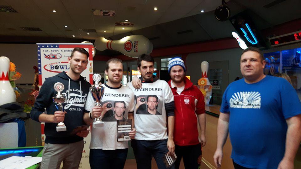 Bowling Cup 2016 – Der Derek Dinger Fanclub macht das Ding!