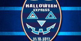 ERCI Sonderzug 2017 wird zum Halloween Express