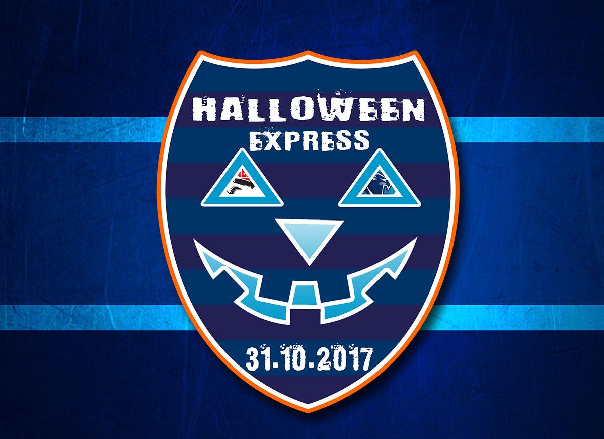 Halloween Express 2017 – Jetzt Anmelden