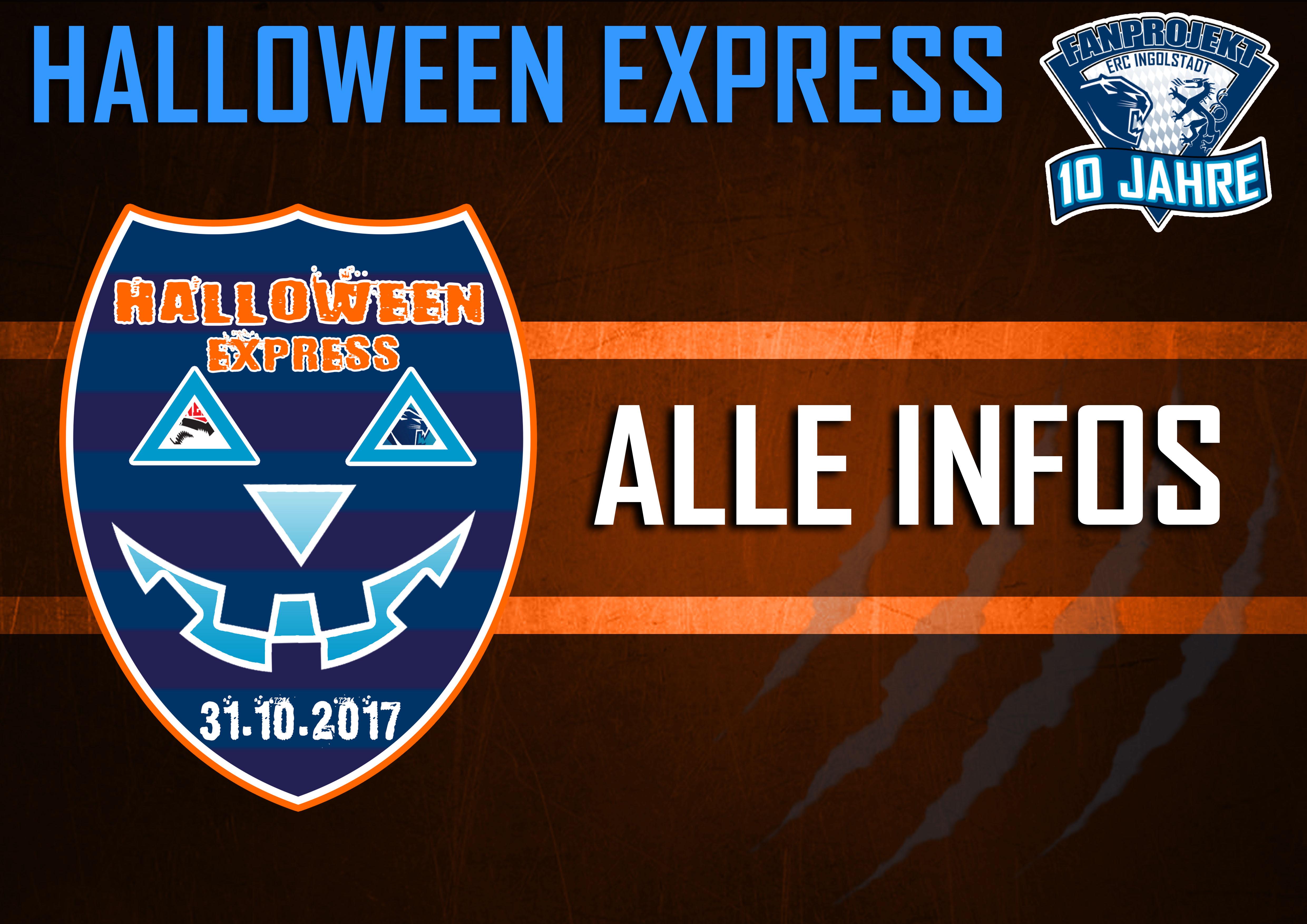 Halloween Express – Alle Infos