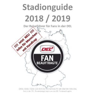 Update des DEL Stadion Guides