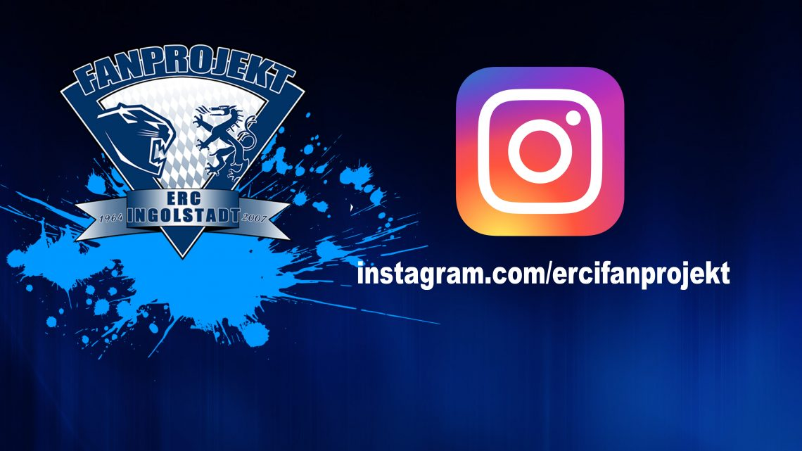 Folge dem ERCI Fanprojekt jetzt auch auf Instagram