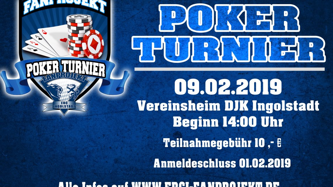 Pokerturnier 2019