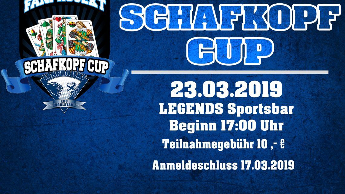 [Abgesagt] Neuauflage des Schafkopf Cups