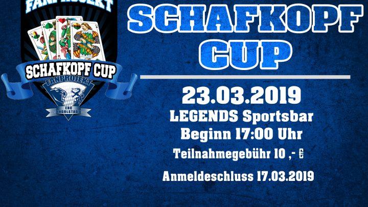 Neuauflage des Schafkopf Cups