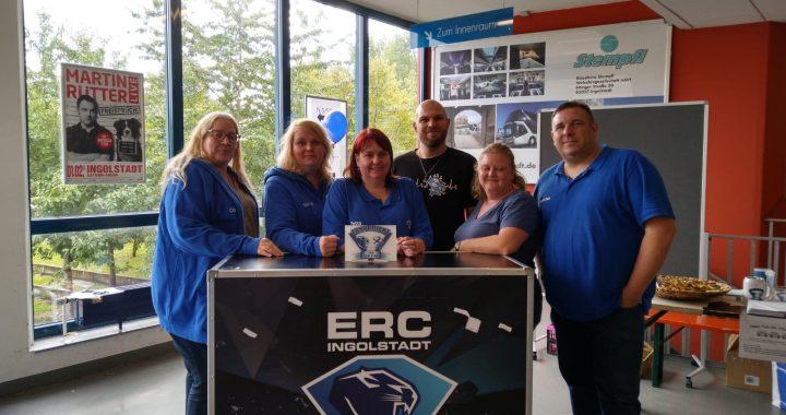 Neuer Vorstand beim Fanprojekt ERC Ingolstadt